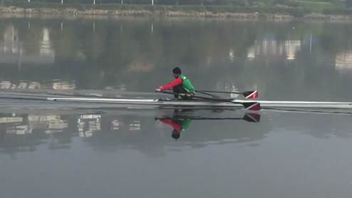 Irish National Rowing Trials 2015