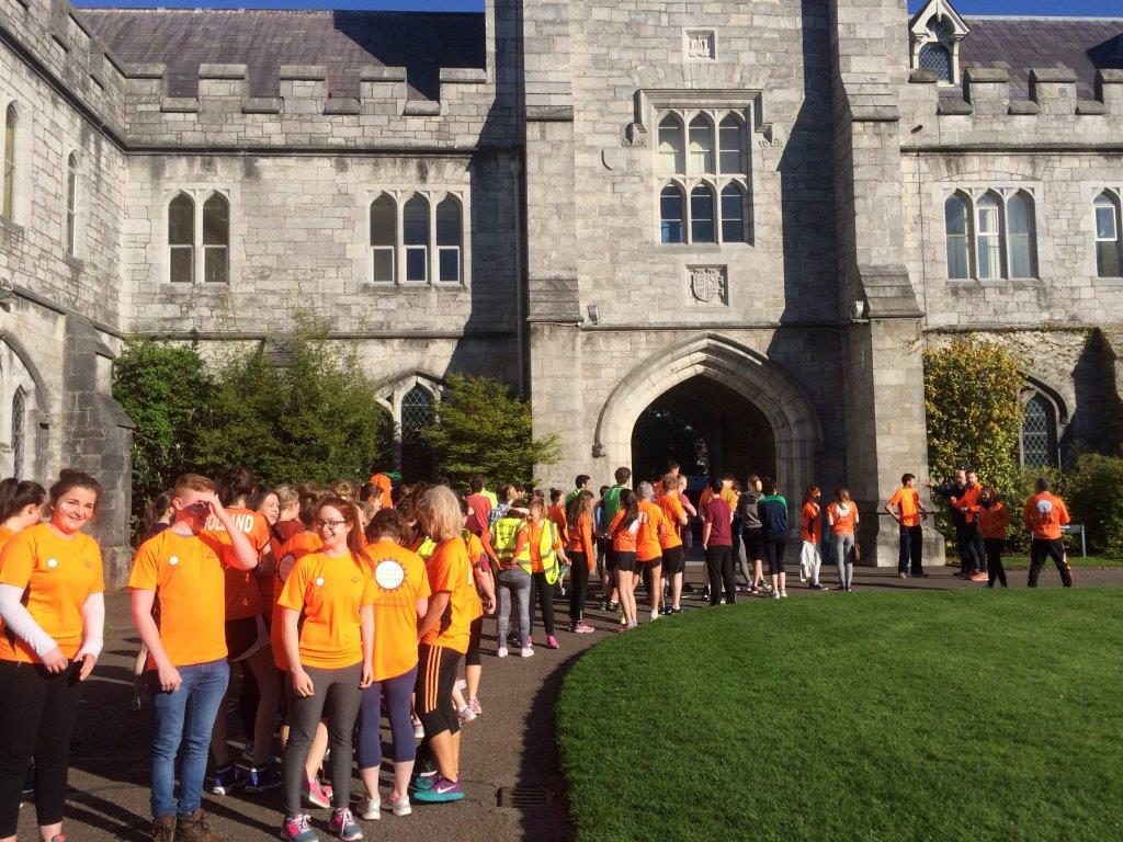 Inaugural Run for Cycle Against Suicide