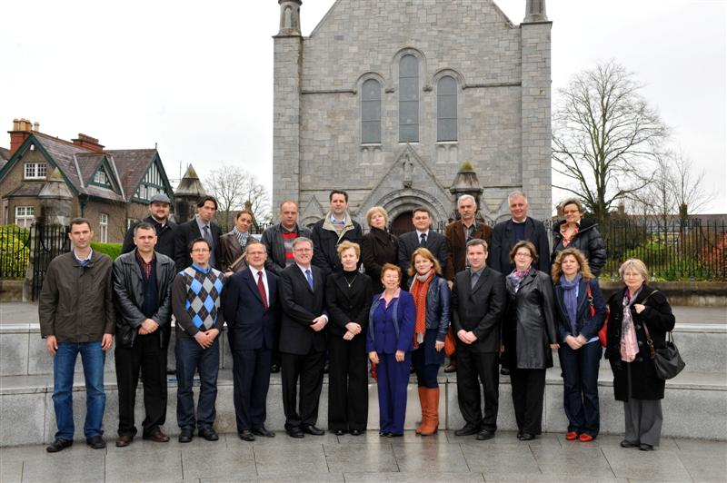 SHEQA Delegation visit to UCC