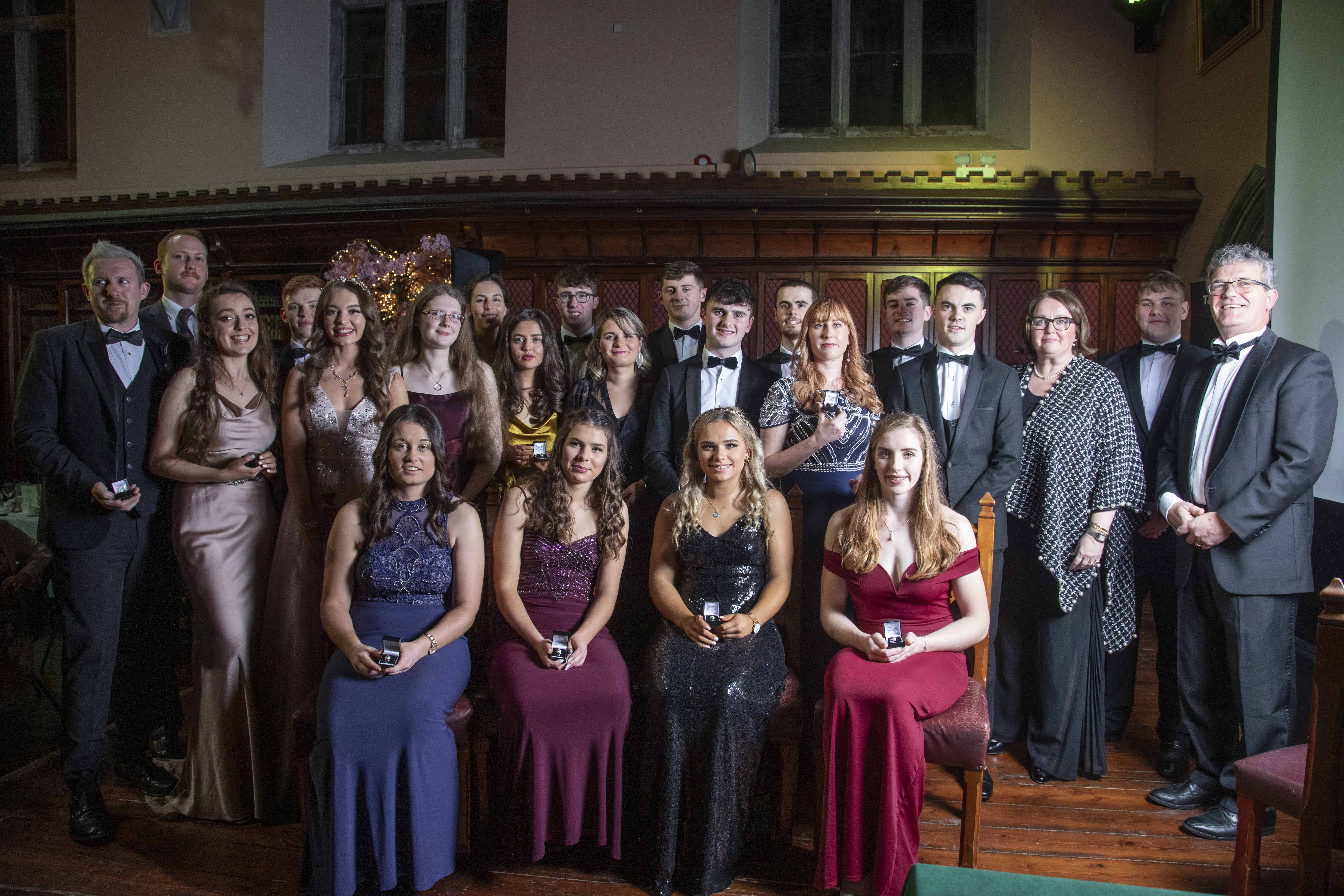 This year's Quercus Gala took place in the Aula Maxima on November 26th, 2019.