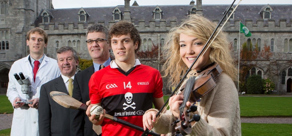 UCC offers €10,000 Scholarships to talented students