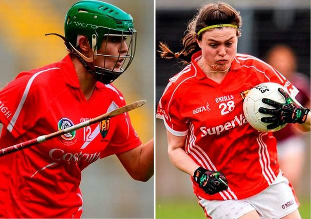 Hannah Looney & Amy O'Connor help Cork teams seal victory