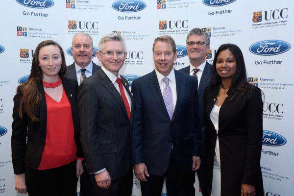 Ford Centenary Quercus Scholarships