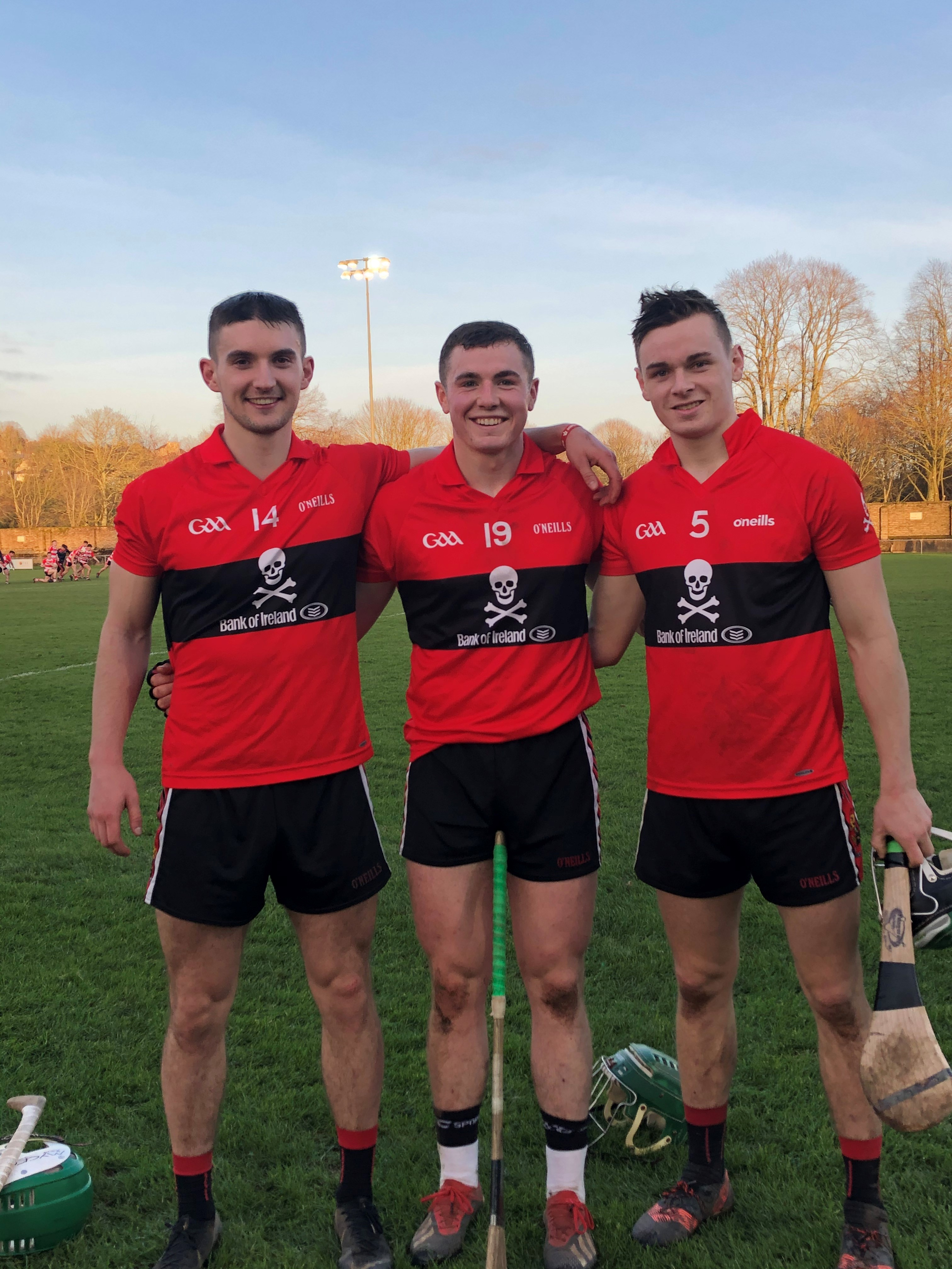 Quercus Scholars are Fitzgibbon Cup Winners