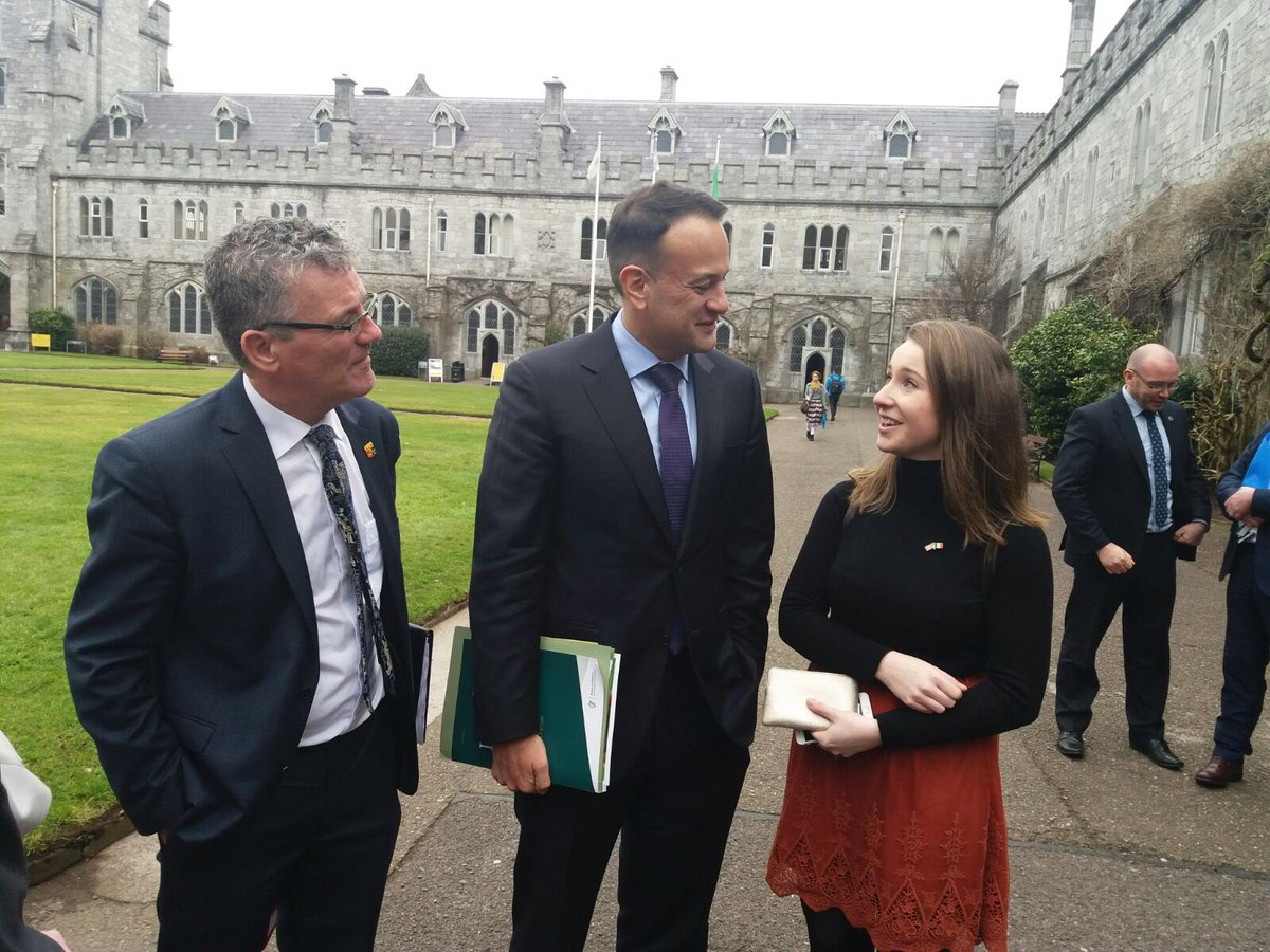 Jennifer Chadwick receives place on Washington Ireland Programme