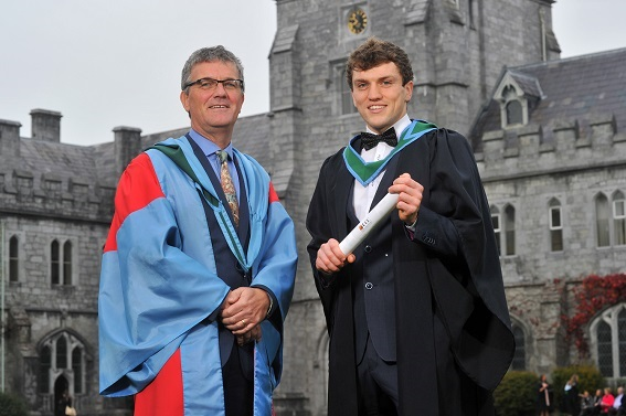 Shane O'Donnell gets Fulbright Scholarship