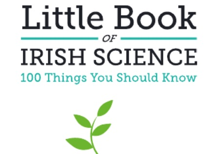 Quercus Scholars in Little Book of Irish Science