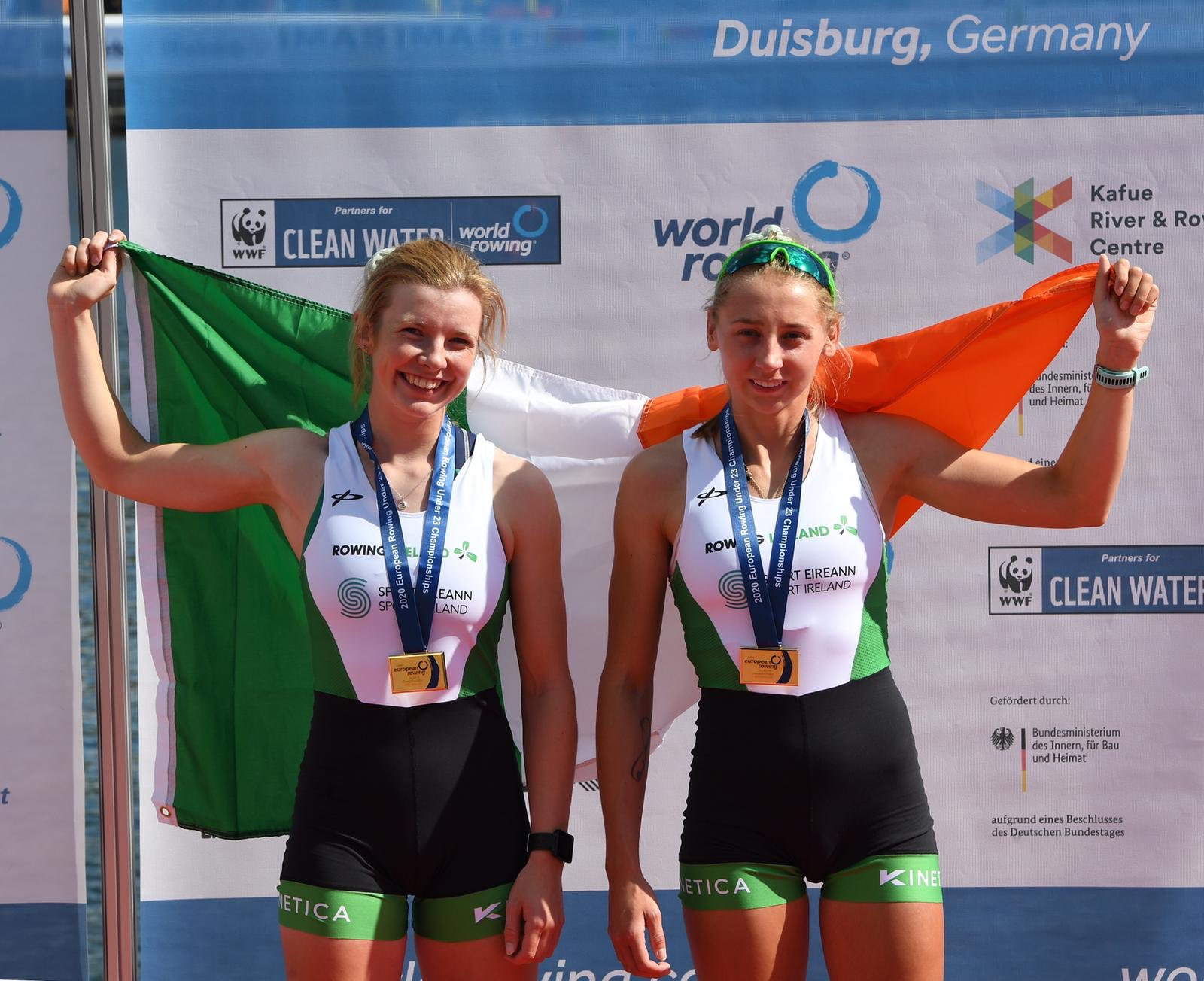 Quercus scholars rule the waters at European Rowing U-23 Championships 2020