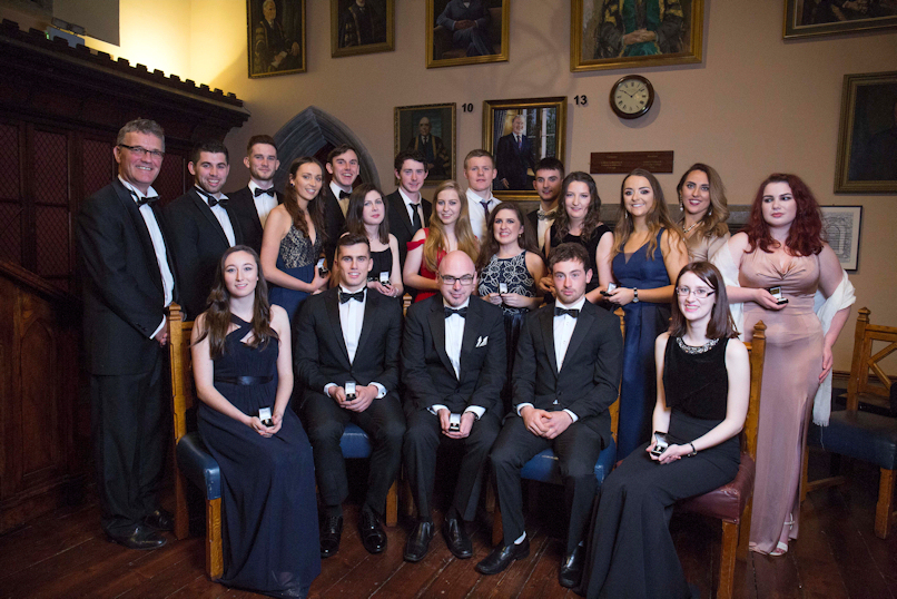 Quercus Talented Students' Programme Awards Night 2016