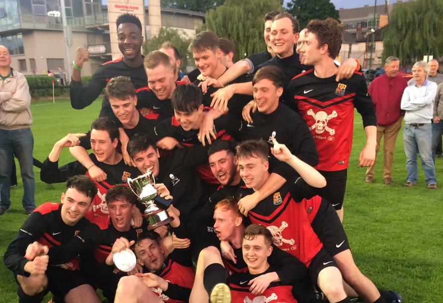 Cathal O'Hanlon Keeps Clean Sheet for UCC League Win