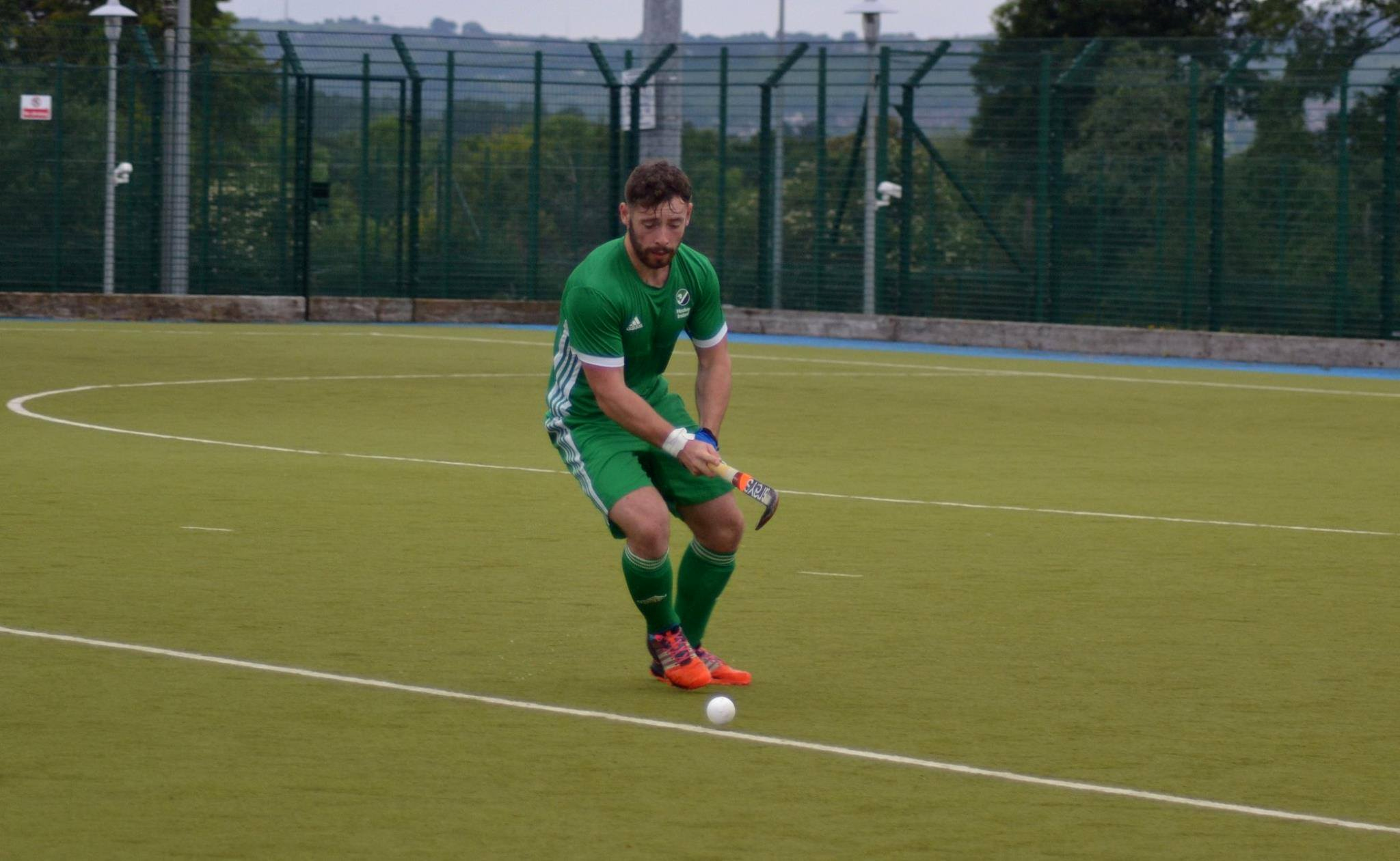 Sam Grace makes Ireland U-21 EuroHockey Championships Team