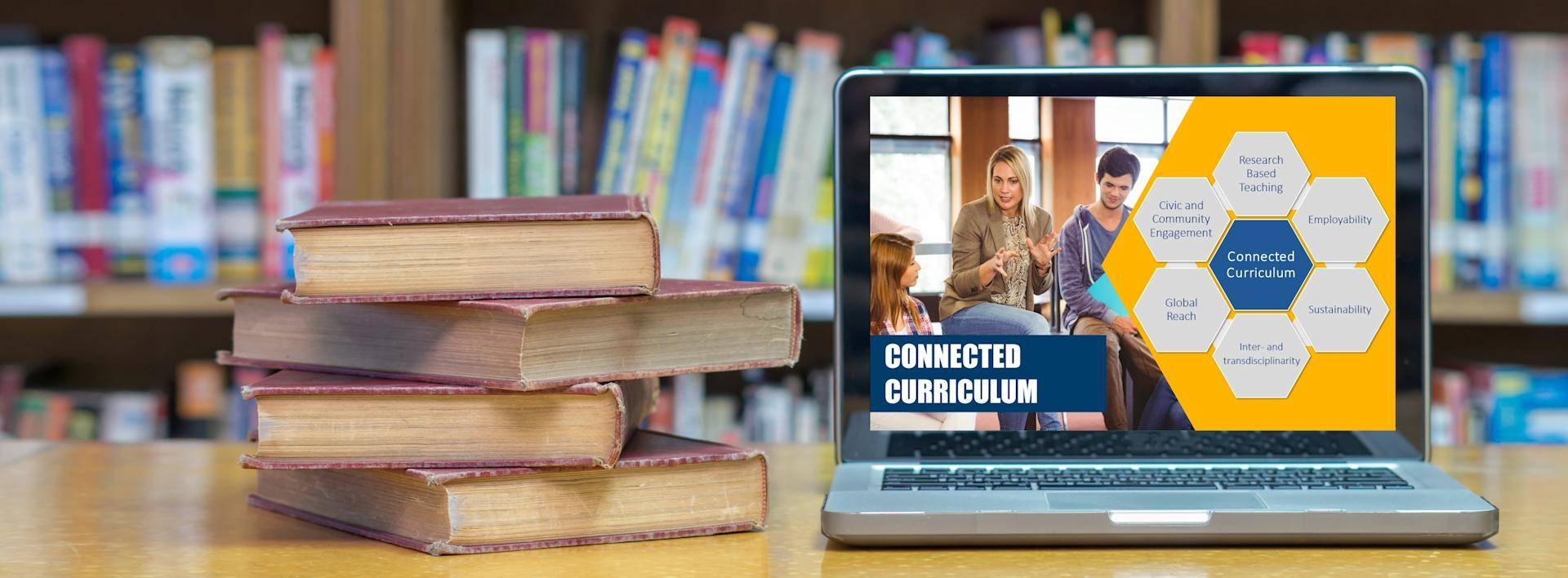 The Connected Curriculum and You Digital Badge
