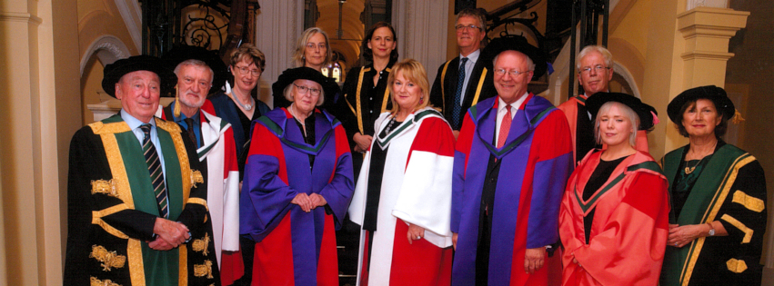 Conferring of the Degree of Doctor of Laws, honoris causa, on David Donoghue
