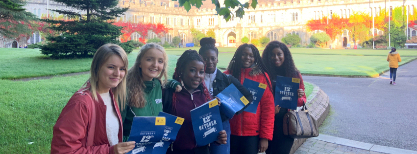 UCC welcomes prospective students at 2019 Autumn Open Day