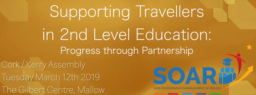 Supporting Travellers in 2nd Level Education: Progress through Partnership