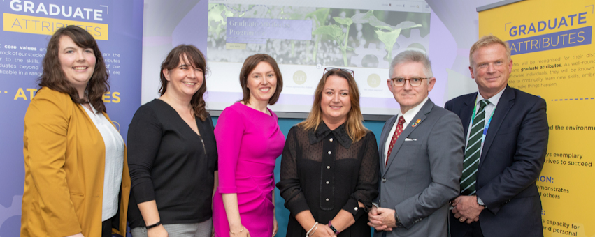 New Graduate Attributes Programme launched at UCC