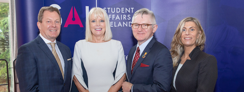 First Student Affairs Ireland Summit takes place at UCC