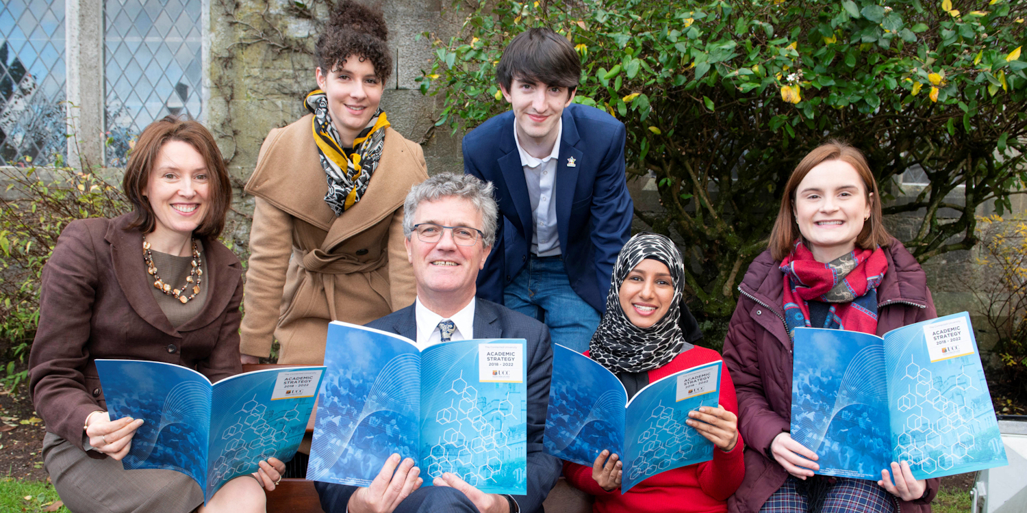 UCC launches transformational Academic Strategy