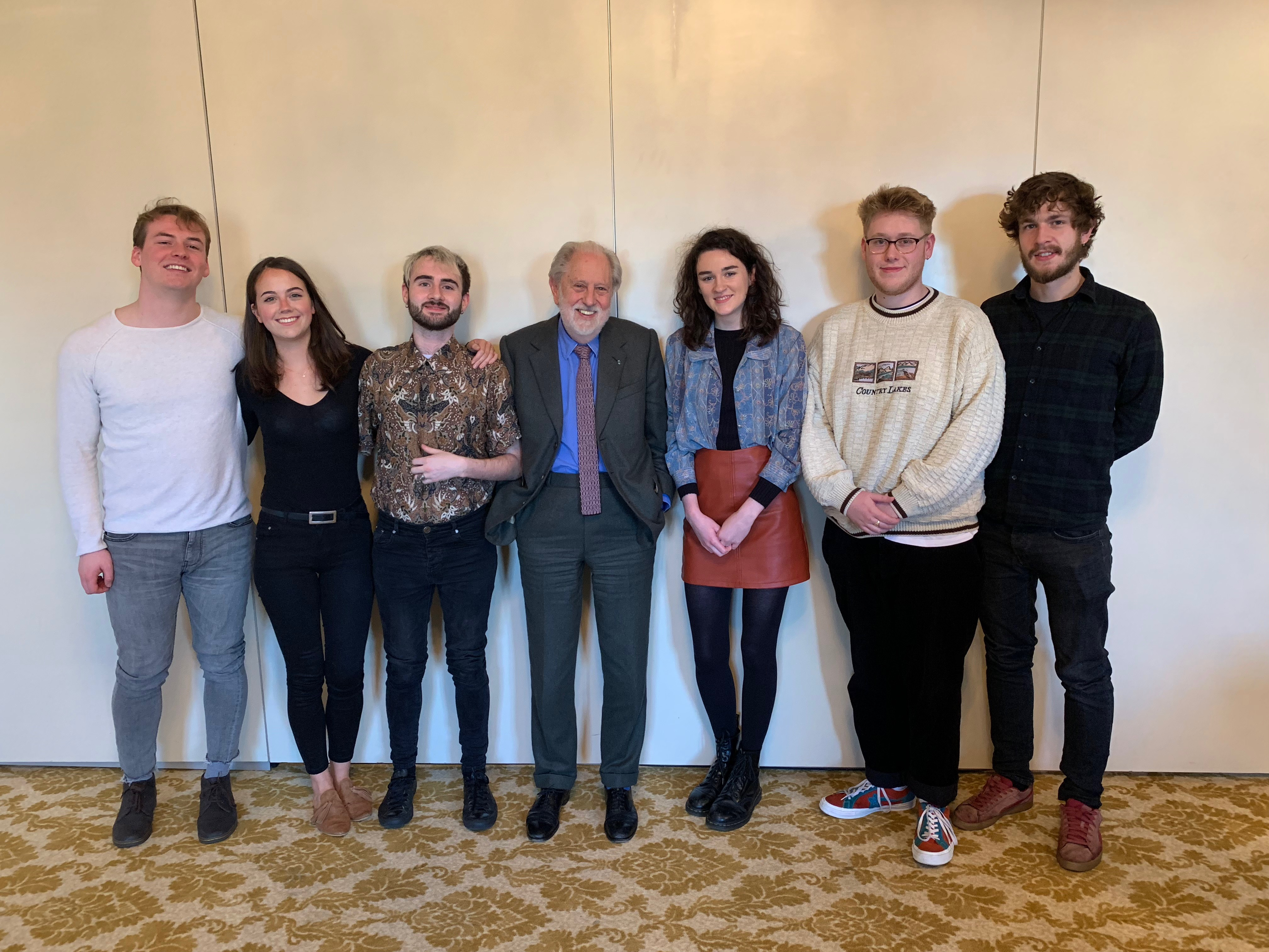Meet the Puttnam-Scholars