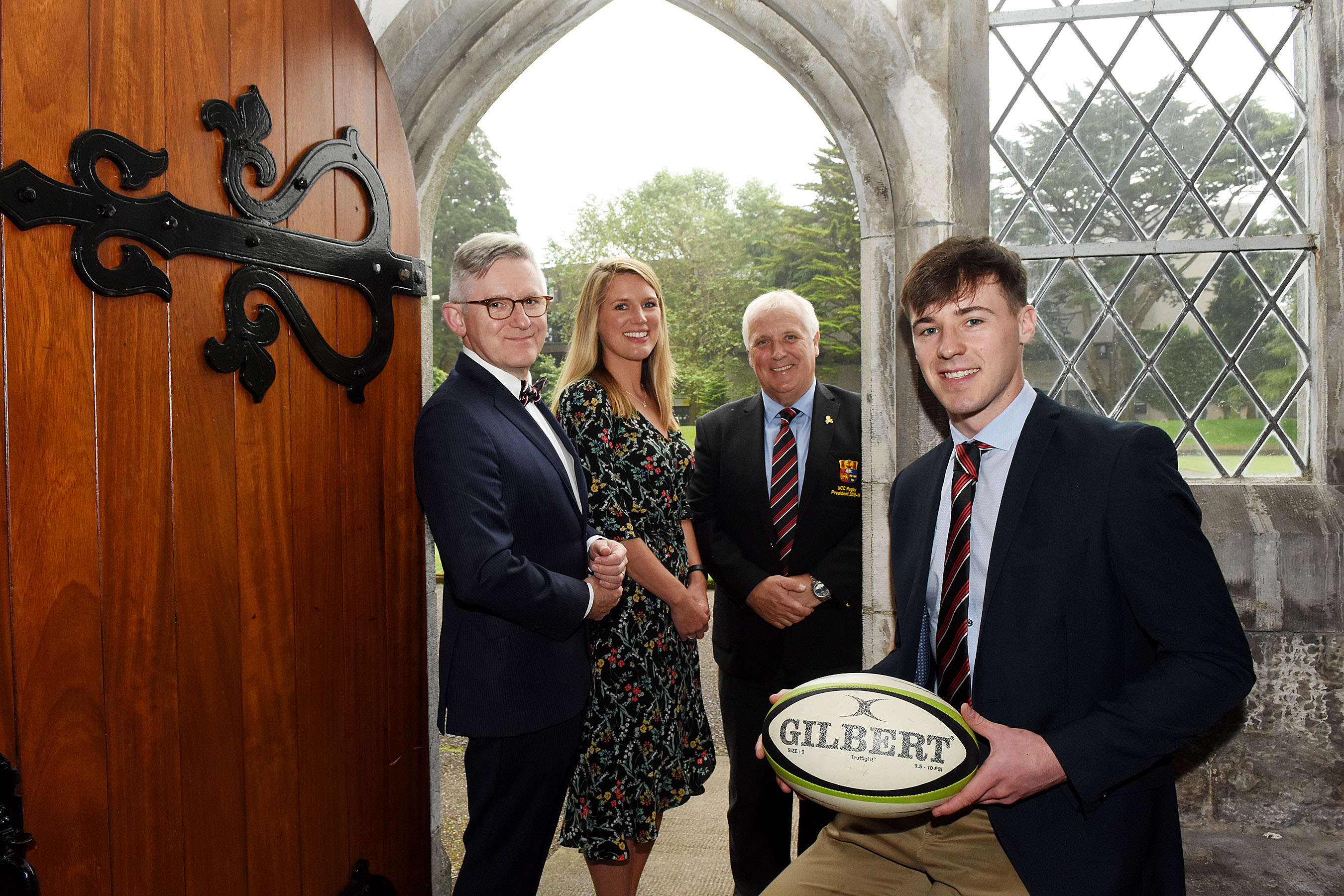 Rugby Hero Moss Keane's Alma Mater Will Remember Him with a Scholarship