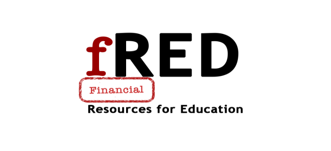 fRED: financial Resources for Education