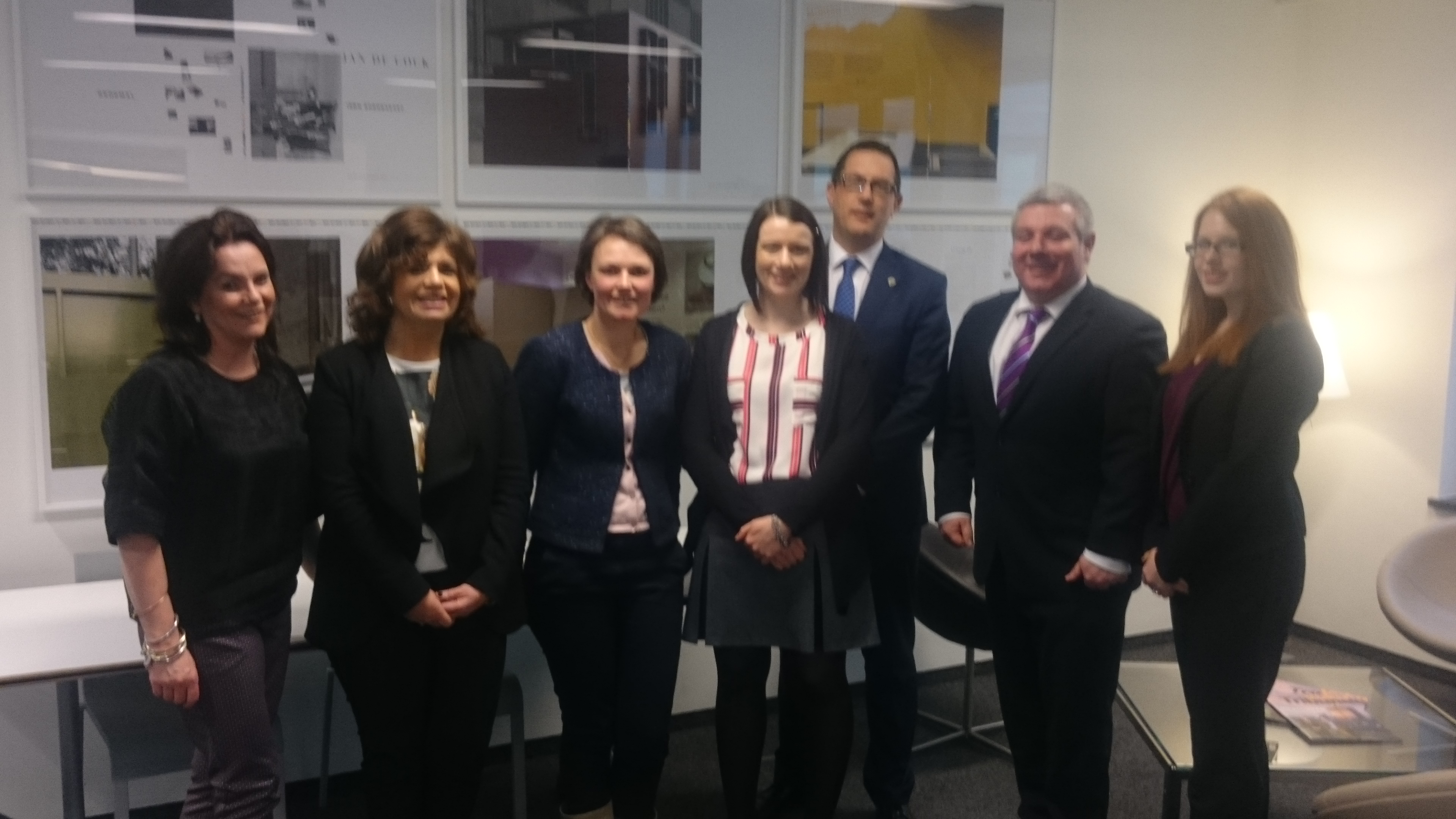 Cork Chamber of Commerce's delegation to Brussels on Innovation and Entrepreneur