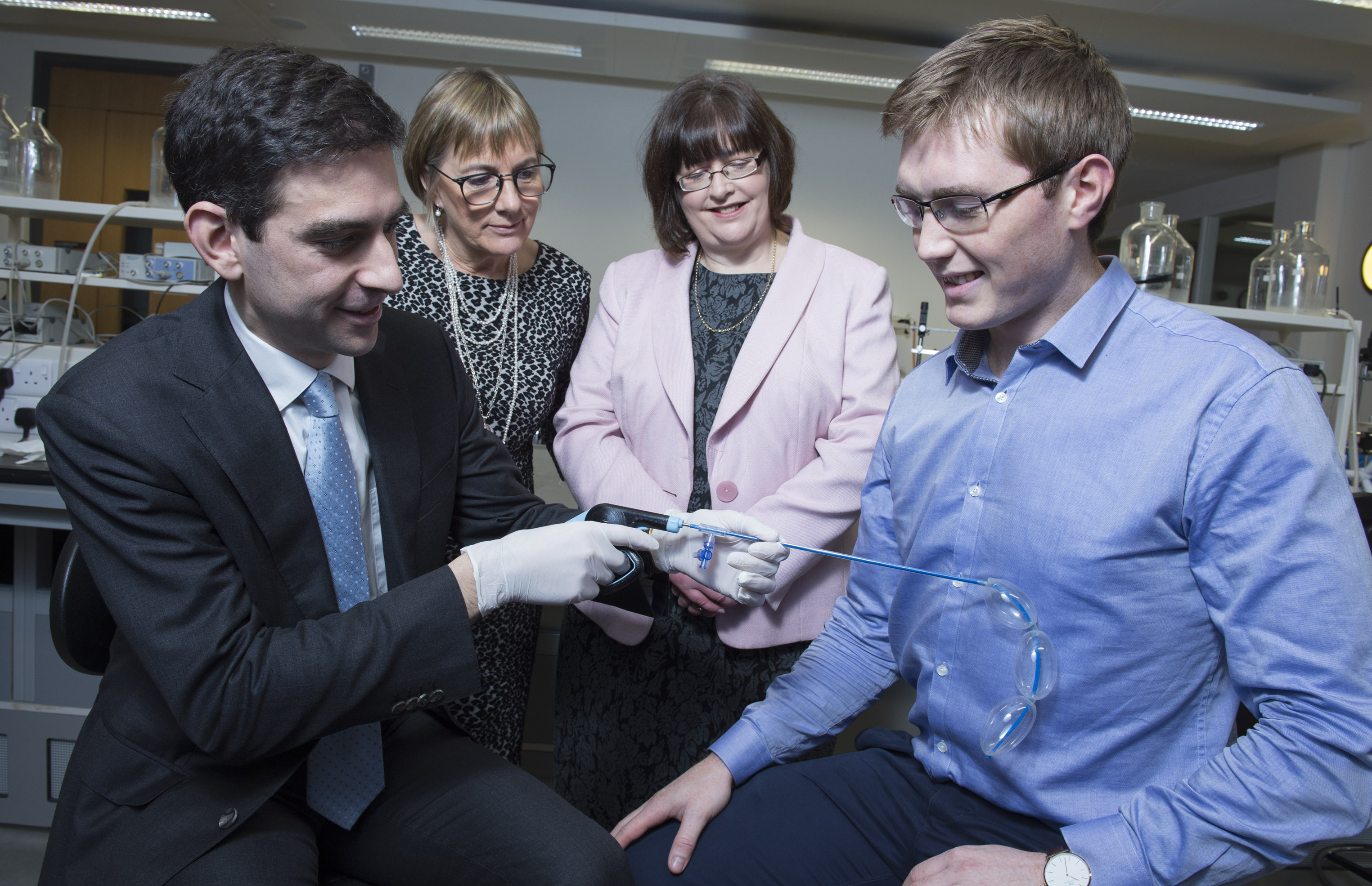 UCC licensed innovative device that moves organs during surgery to Skellig Surgical