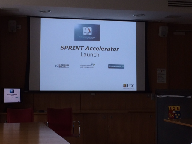 GatewayUCC Launches SPRINT Accelerator Programme