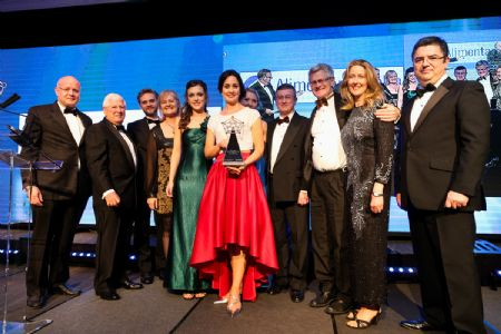 UCC spinout Alimentary Health Ltd wins US Ireland Research Innovation Award