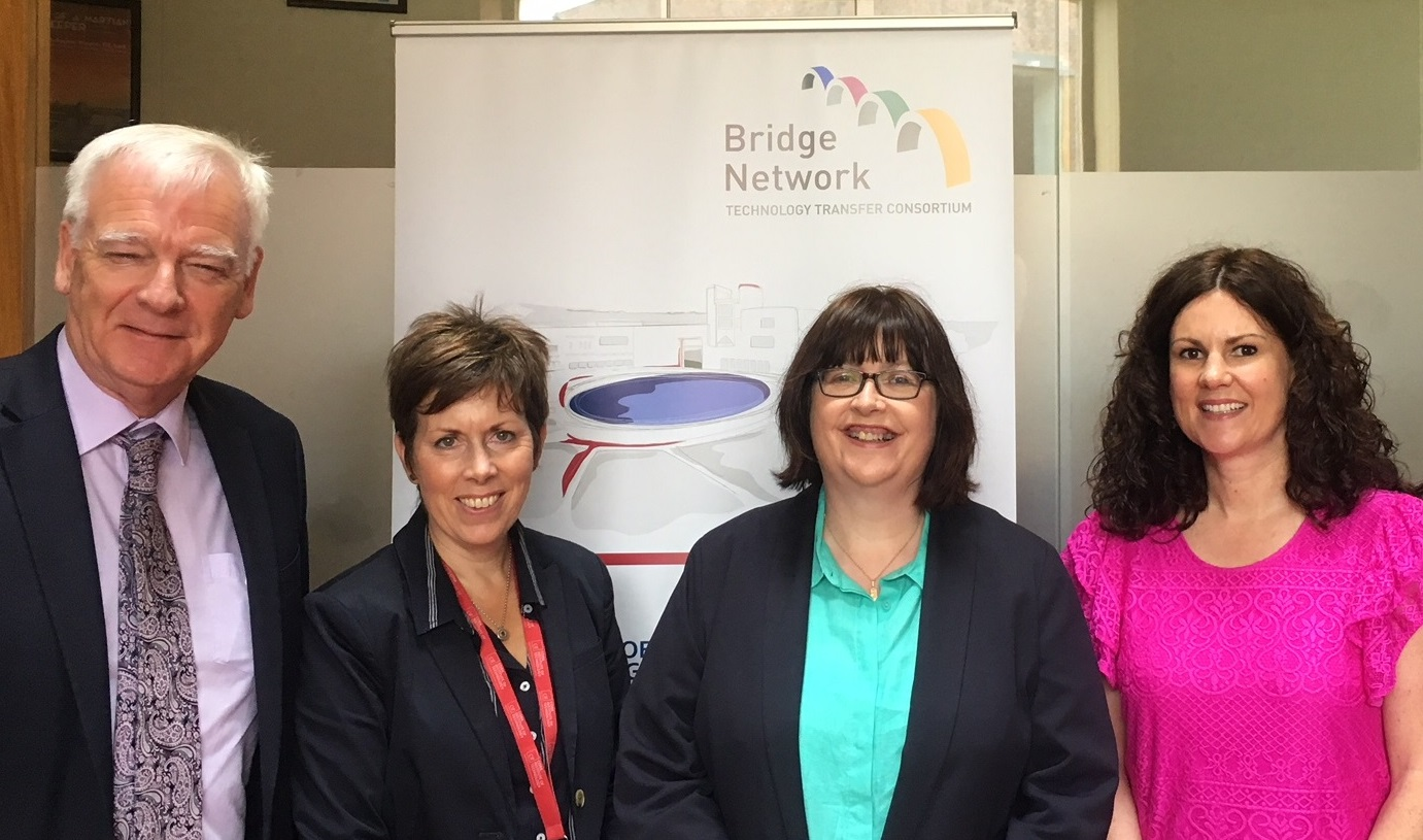 Collaborative response by Bridge Network to HEA Intellectual Property Management Review