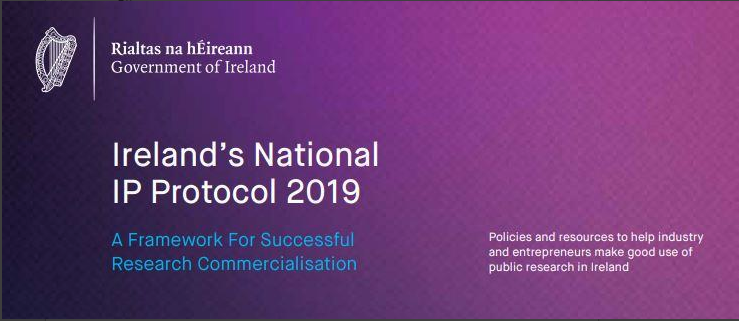 Presenting Ireland's National IP Protocol 2019: Cork