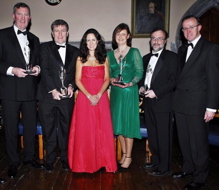 Henry Ford & Son, Limited to support the 2007 UCC Alumni Achievement Awards