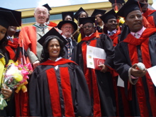 First MSc Students Graduate from Joint UCC-Ethiopia Programme