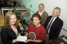 Earnshaw Prize for UCC Graduate
