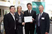 Beaufort Award in Fisheries Management for UCC Academics
