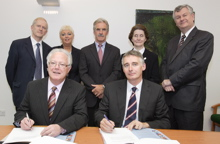 University College Cork (UCC) and Bon Secours Hospital Cork sign a Teaching Agreement