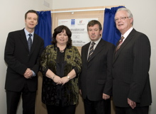 Postgraduate Orthodontic Clinic opened at the Cork University Dental School and Hospital