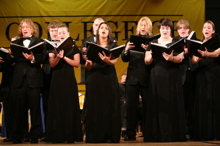 College of Saint Rose Chamber Singers to perform in UCC's Aula Maxima