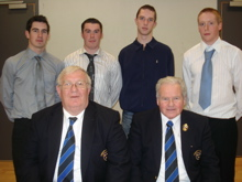 UCC Students presented with Munster Council GAA Scholarships