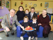 New Facility for Early Childhood Studies, UCC launched at Cork City Primary School