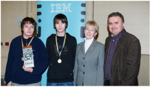 Success for Munster Programming Training Students at the National Programming Olympiad