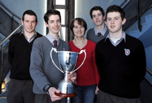 Top Maths Students descend on UCC