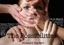 UCC Drama and Theatre Studies students present Howard Barker's