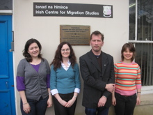 Major International Conference on Childhood and Migration at UCC