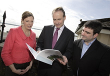 Minister for Foreign Affairs launches Cork Harbour Integrated Management Strategy