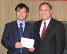 UCC Chinese Student is Best in Ireland