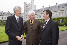 First Adjunct Professor for UCC and CIT Celebrated