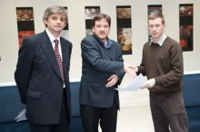 Tyndall Research Student Wins Technology Commercialisation Award
