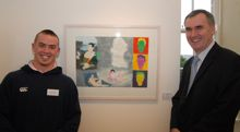 Second level students display their artistic talents at UCC