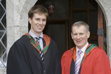 Conferring Ceremonies at University College Cork - September 9th 2008